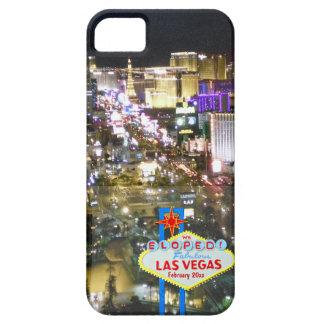 Celebración Las Vegas del boda iPhone 5 Cárcasa