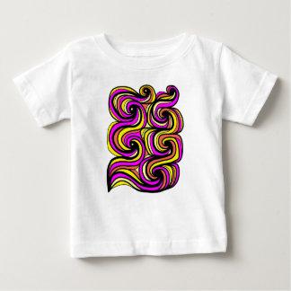 """Celebre"" la camiseta fina del jersey del bebé"