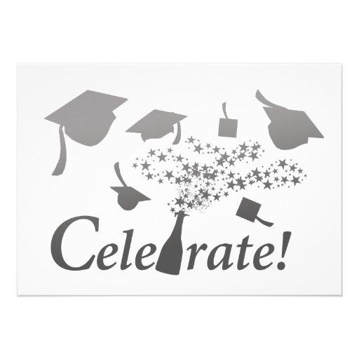 ¡Celebre la graduación! Comunicado Personal
