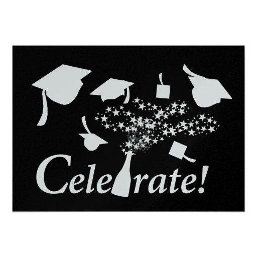 ¡Celebre la graduación! Comunicados