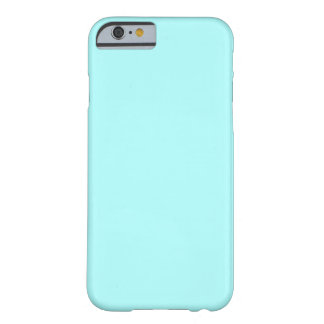 Celeste Funda De iPhone 6 Barely There