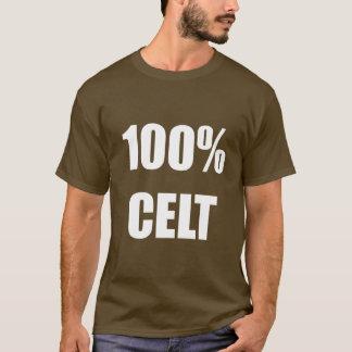 Celt 100% camiseta