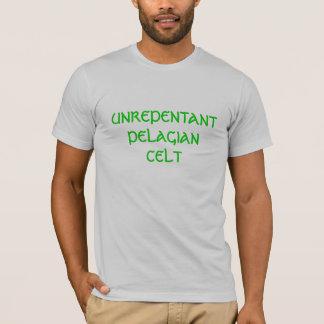 Celt pelágico impenitente camiseta