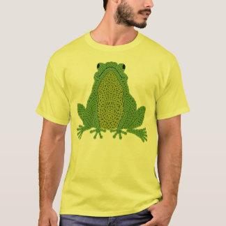 Celtic Frog - Green Camiseta