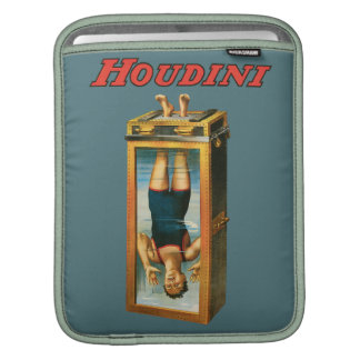 Célula de la tortura del agua de Houdini Funda Para iPad