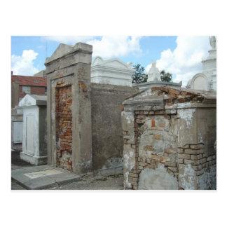Cementerio #1 - New Orleans de St. Louis Postal