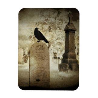 Cementerio infrarrojo imán