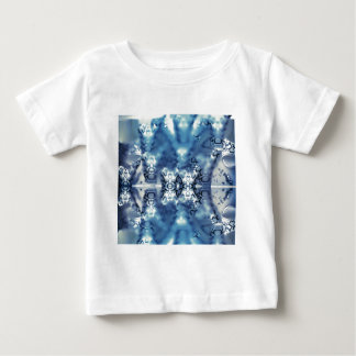 Cenizas a la belleza camiseta de bebé