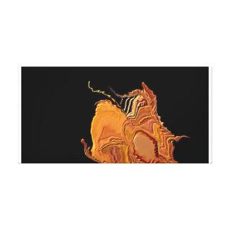 Cenizas a la colmena de Zebptii de las cenizas 555 Impresión En Lienzo