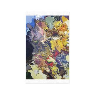 Cenizas a las cenizas 377 impresión en lienzo