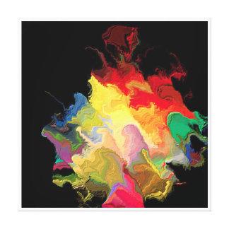 Cenizas a las cenizas 397 impresión en lienzo
