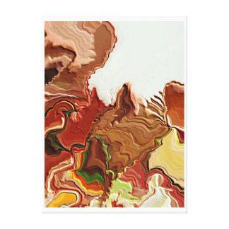 Cenizas a las cenizas 444 impresión en lienzo