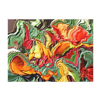 Cenizas a las cenizas 460 impresión en lienzo