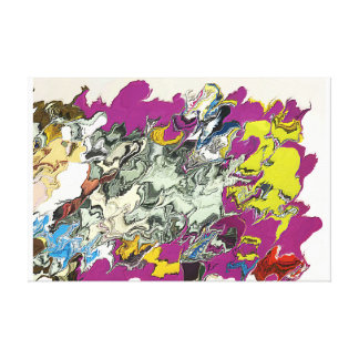 Cenizas a las cenizas 937 impresión en lienzo