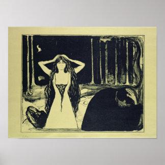 Cenizas (después de la caída), 1899 póster