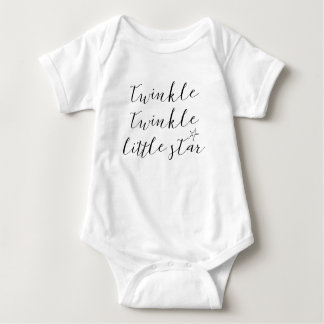 centelleo del centelleo de la cita del mono del body para bebé