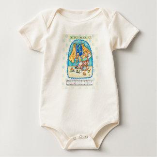 Centelleo del centelleo poca estrella ..... body para bebé