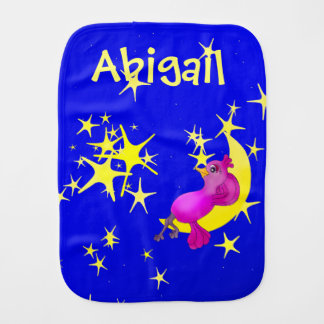 Centelleo poca estrella por los Happy Juul Company Paños De Bebé