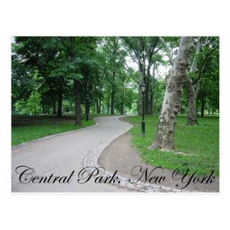 Central Park, Nueva York Postal