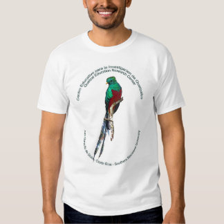 Centro de investigación de la educación del camiseta