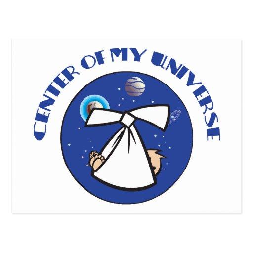 Centro de mi maternidad del universo postal