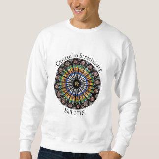 Centro en la camiseta 2016 de la caída de