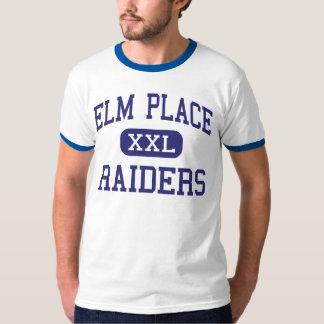 Centro Highland Park de los asaltantes entrenados Camisetas