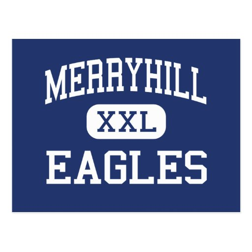 Centro Sacramento de Merryhill Eagles Tarjetas Postales