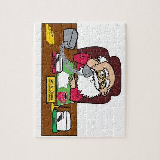 CEO de Santa Puzzle
