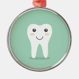 Cepillo de dientes de cepillado del diente del adorno de cerámica