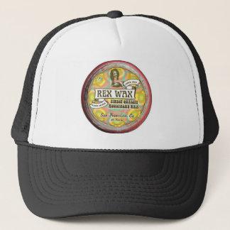 Cera de Rex: Gorra hecho a mano del camionero del