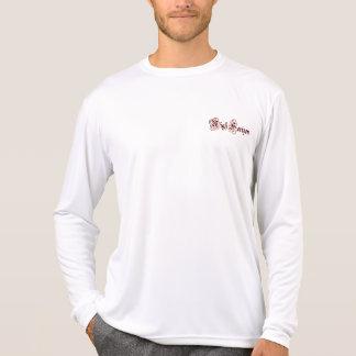 Cerca Micro-Fibra del funcionamiento del logotipo Camiseta