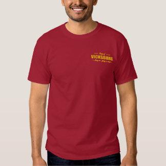 Cerco de Vicksburg Camiseta