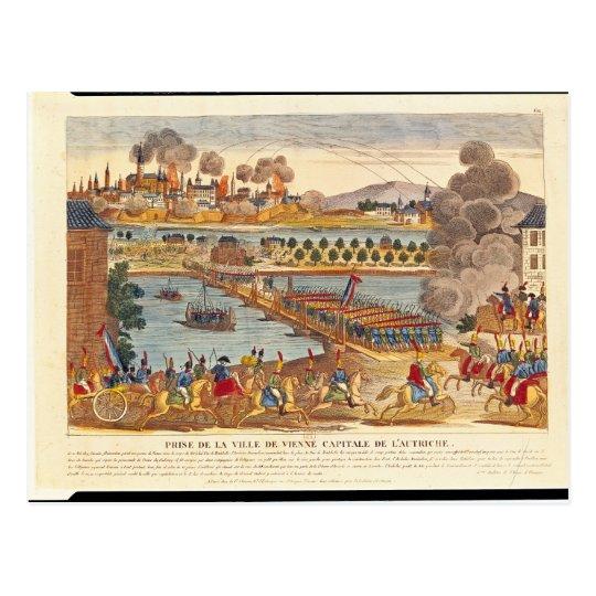 Cerco de Viena, el 10 de mayo de 1809 Postal