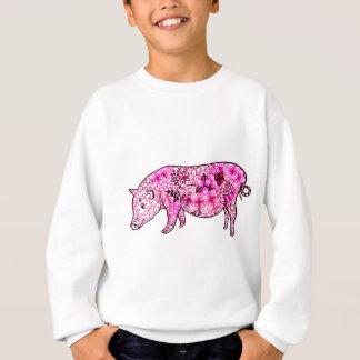 Cerdo 3 sudadera