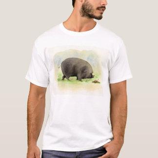 Cerdo Camiseta