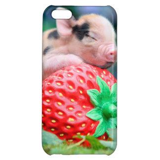 cerdo de la fresa