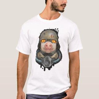 cerdo de la guerra camiseta