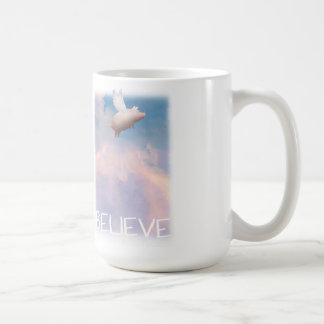 cerdo del vuelo - crea la taza