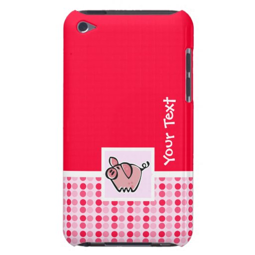Cerdo lindo iPod touch cobertura