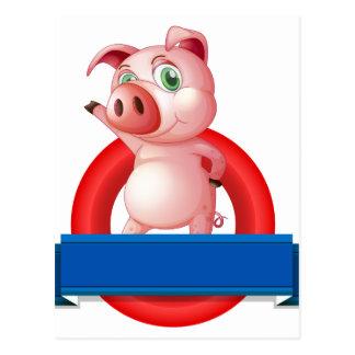 Cerdo Postal