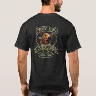 Cerdo santo camiseta