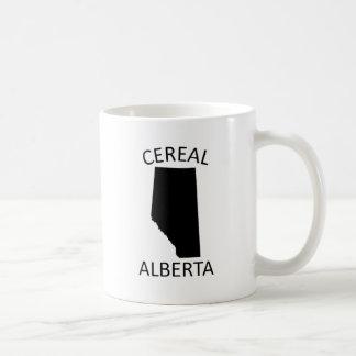 Cereal Alberta Taza