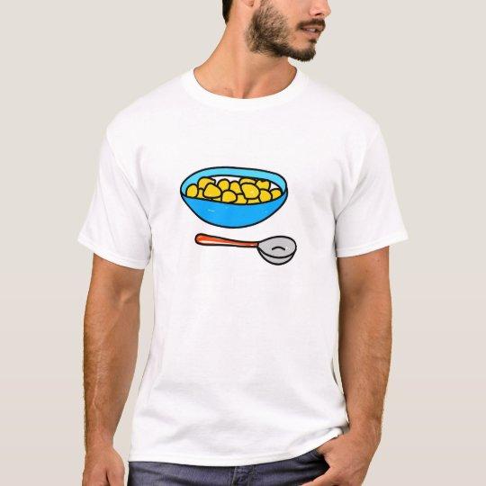 cereal camiseta