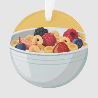 Cereal - mamá/ornamento del restaurante - SRF