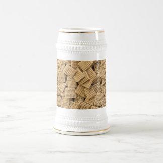 Cereales enteros del grano jarra de cerveza
