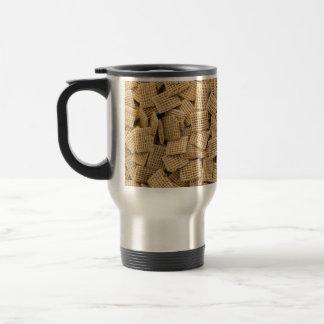 Cereales enteros del grano taza de café
