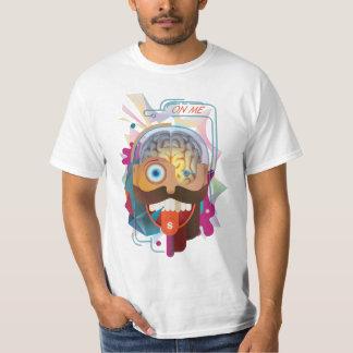 Cerebro en mí camiseta