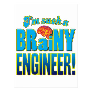 Cerebro inteligente del ingeniero postal