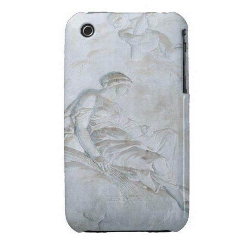 Ceres, c.1790 (el fresco) iPhone 3 carcasa